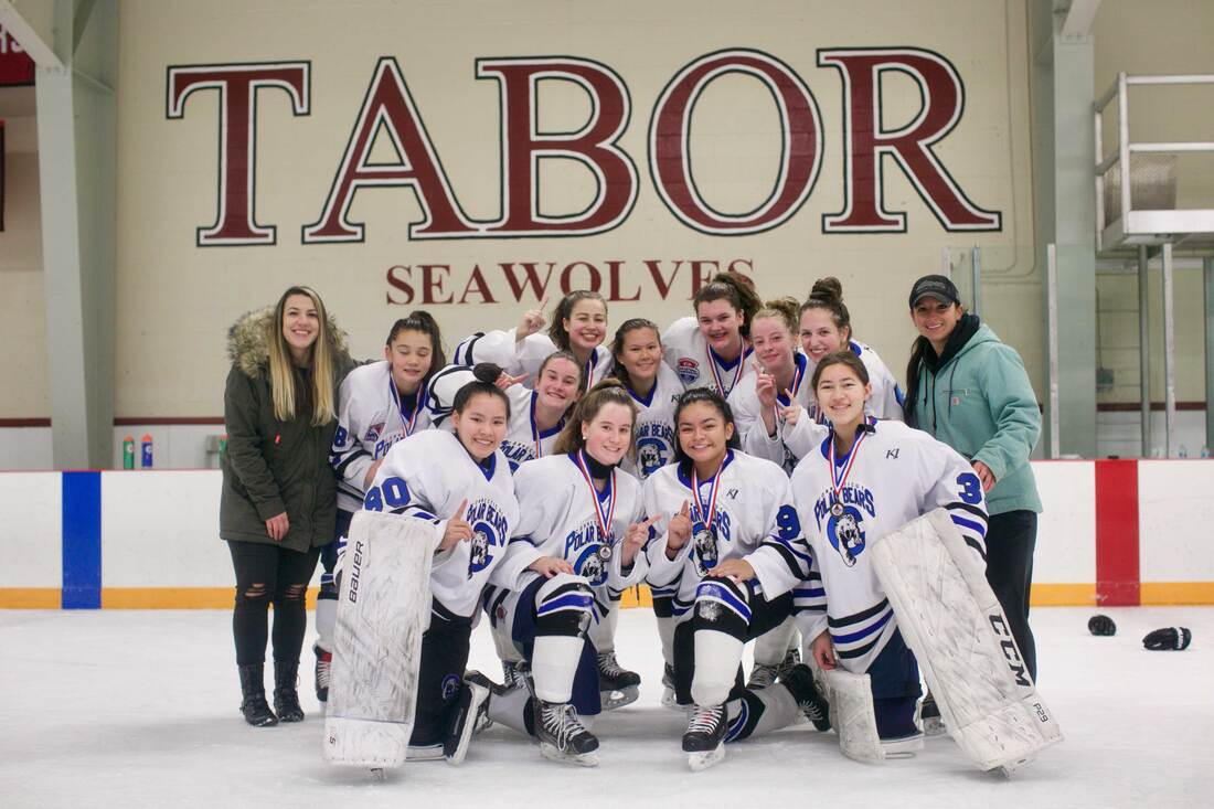 CT Polar Bears 16 Minor Tier II Team Captures Cranberry Classic